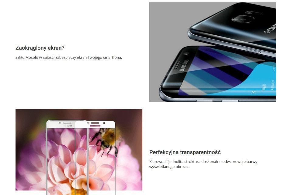 szkło Mocolo do Huawei Mate 10 Lite - idealna transparentność